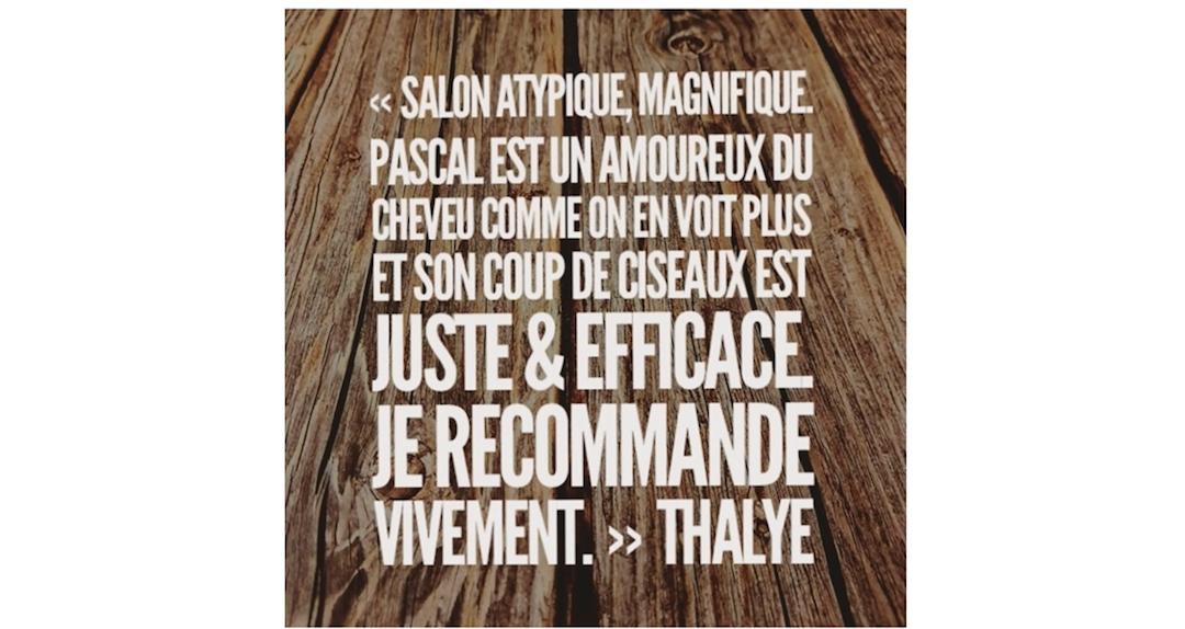 Les Confidences de Thalye